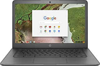 HP 14 Touchscreen Chromebook 14 Intel Celeron N3350 4GB RAM 32GB eMMC