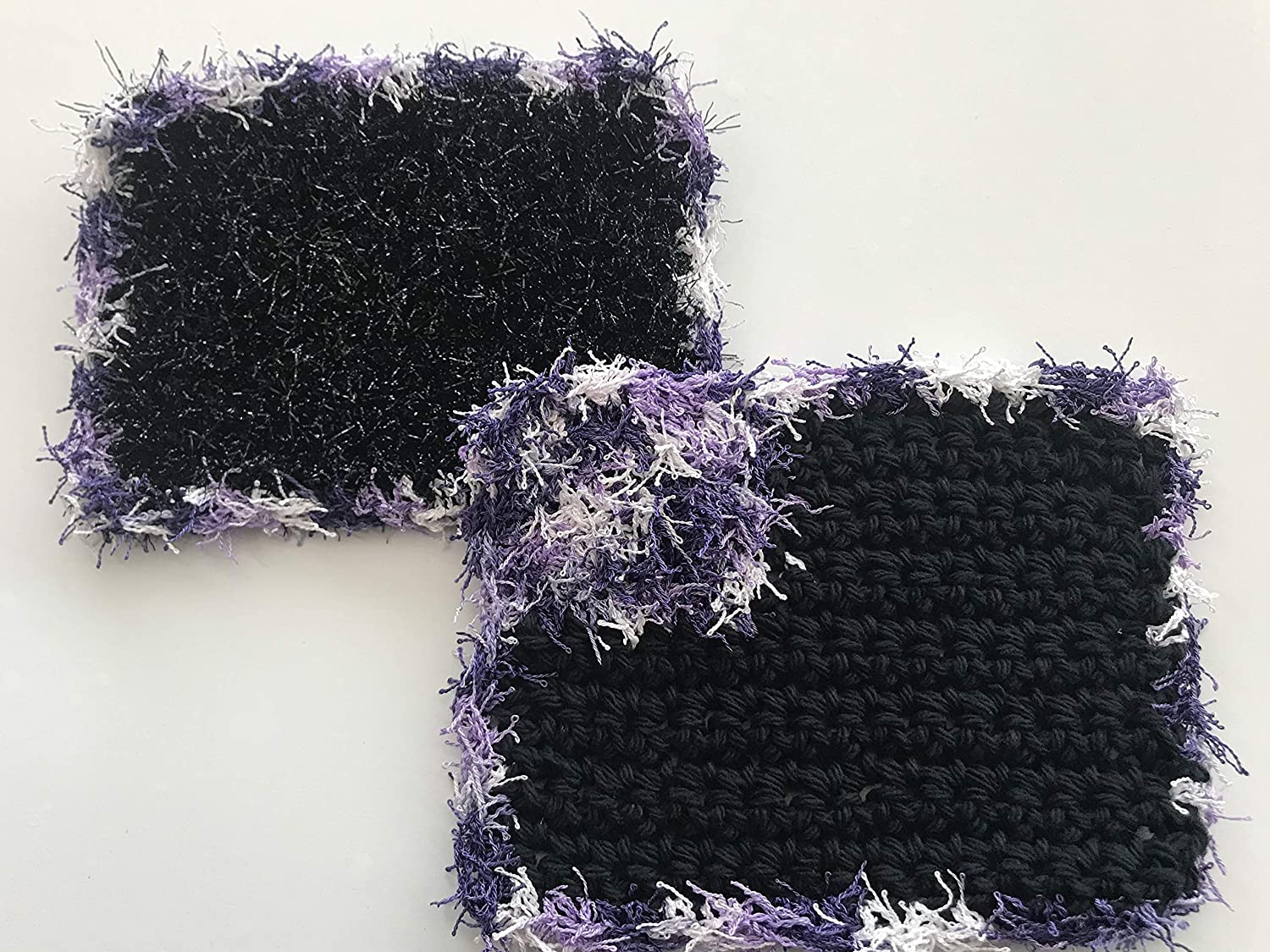 Sparkly Limited price Scrubby and Cotton Blend a Max 78% OFF dishcloth Corner with