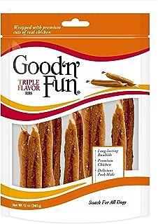 good n fun triple flavor rolls
