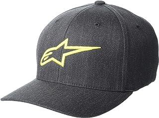 Alpinestars Standard Ageless Curve Hat Charcoal Heather Sm/Md, Multi, one_size