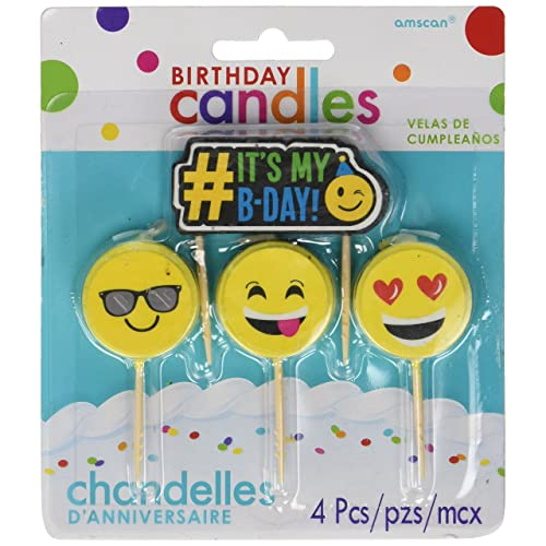 Emoji Candles Amazon