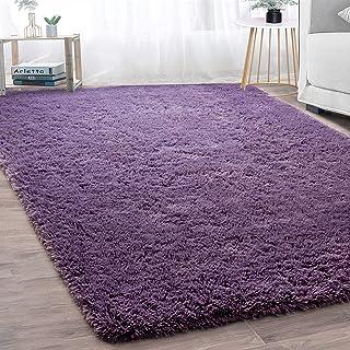 Merelax Soft Modern Indoor Large Shaggy Rug for Bedroom...