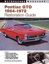 Pontiac GTO Restoration Guide, 1964-1972 (Motorbooks Workshop)