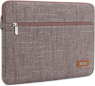 """NIDOO 12.5-13 Inch Laptop Sleeve Case Protective Bag Portable Pouch for 13"""" MacBook Pro / 12.9"""" iPad Pro 2016-2017/13.5"""" S..."""