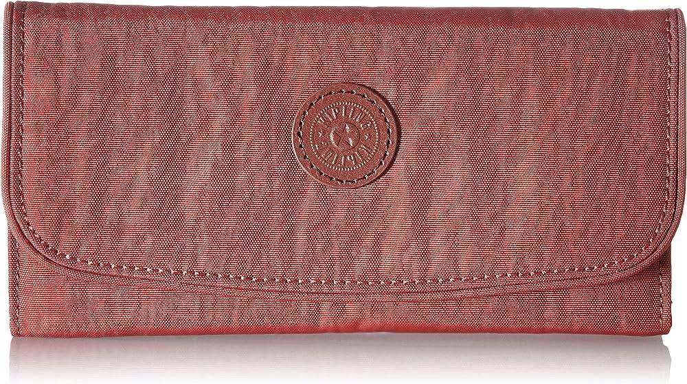 Kipling money land porta carte di credito con protezione rfid portafogli da donna in nylon KI4191Z05