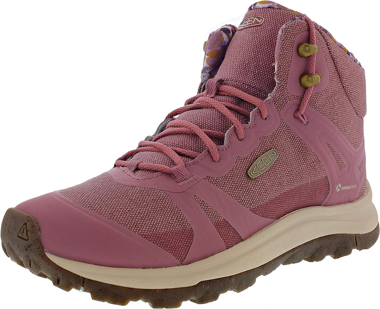 KEEN Women's Topics on TV Terradora 2 Waterproof Boot Height Mid Our shop most popular Hiking