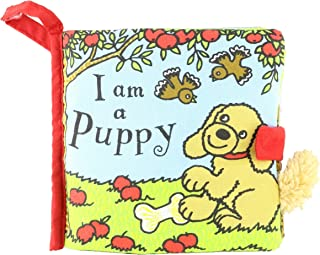 Jellycat Soft Cloth Books, I am a Puppy