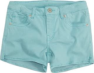 Girls' Soft Brushed Shorty Shorts