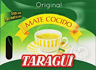 Taragui Yerba Mate Tea Bags (Case of 6 Boxes)