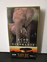 Echo of the Elephants - The Next Generation VHS