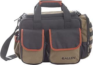 Allen Springs Compact Range Bag, Coffee/Black