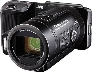 JVC GC PX10 Full HD High Speed Camcorder (12 Megapixel, SDHC/SDXC Card, 10 fach optischer Zoom, 32 GB interner Speicher, Fotofunktion 50 fps)