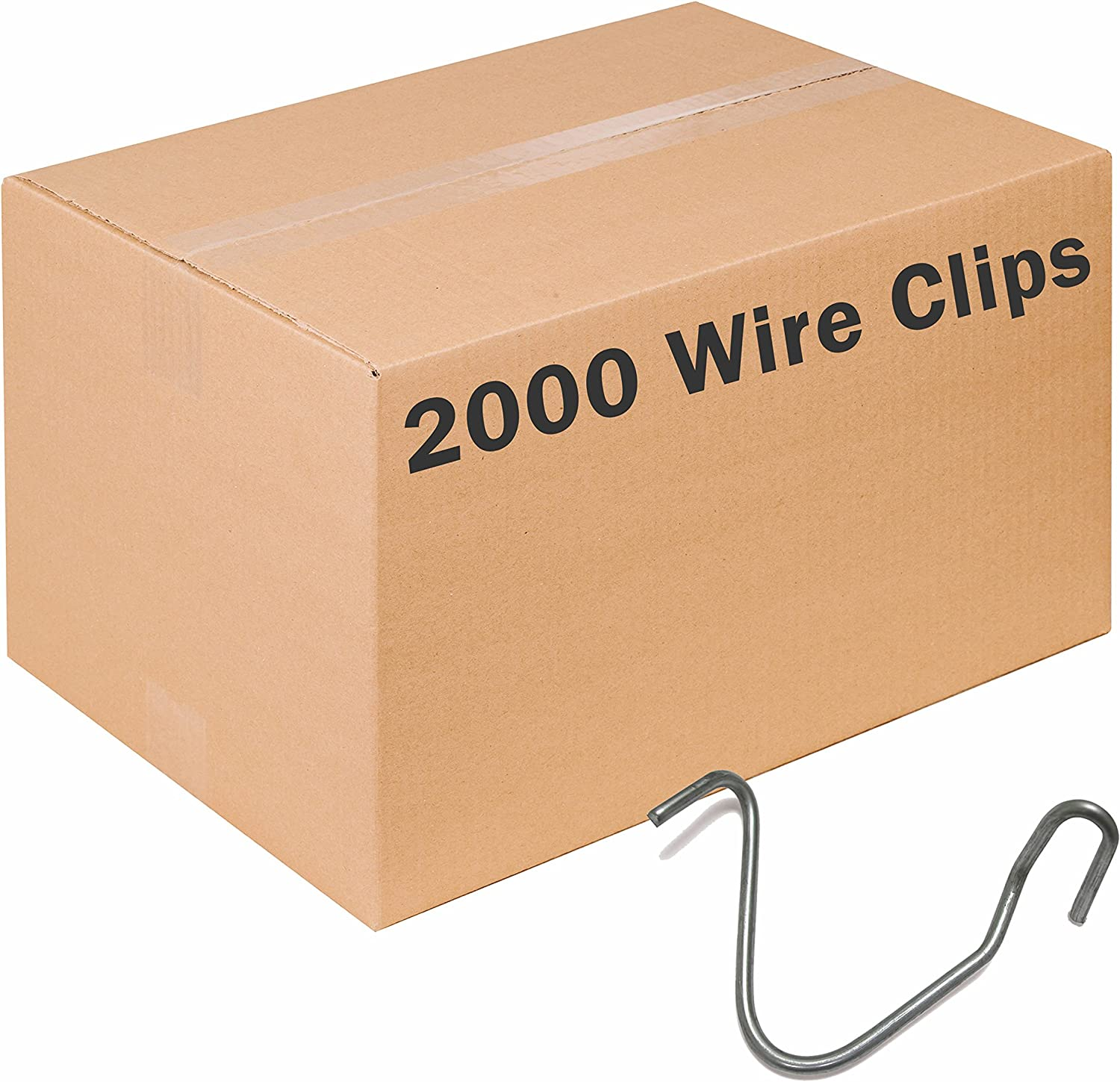 T-Post Wire Clips 100 Pack