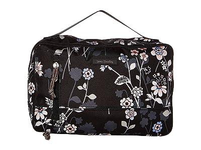 Vera Bradley Large Blush Brush Case (Holland Bouquet) Cosmetic Case
