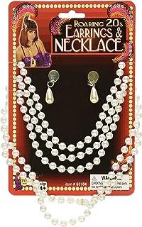 Forum Novelties 63184 Pearl Teardrop Jewelry Set