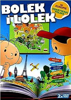 Bolek i Lolek (W Europie, OdkrywajÄ PolskÄ) (BOX) [2DVD] (IMPORT) (No English version)