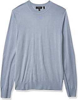 Men's Sweater, Crew Neck PO