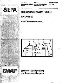 Near Coastal Louisianian Province 1992 Sampling Field Operations Manual