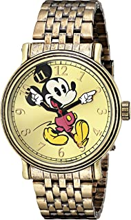 Disney Men's Mickey Mouse Arm Hand Watch