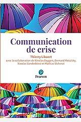 Communication de crise (ECO GESTION) Format Kindle