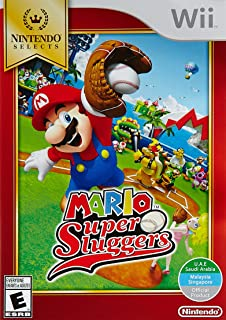 Nintendo Selects: Mario Super Sluggers (Certified Refurbished)