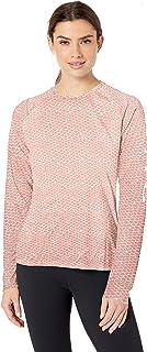 Columbia Women's PFG Super Tidal Tee™ II Long Sleeve Shirt,Lychee Fish Scale Print,3X