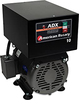 Rotary Phase Converter 10HP 1 to 3 Phase ADX10F CNC Extreme Duty American Made