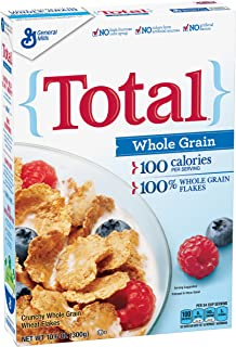Total Whole Grain Cereal, 10.6-Ounce Box