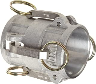 Dixon 300-DD-AL Aluminum Cam and Groove Hose Fitting, Spool Coupler, 3