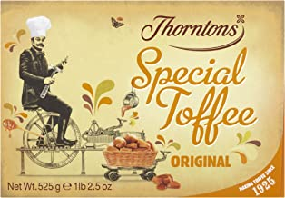 Thorntons Original Special Toffee Box (525g)