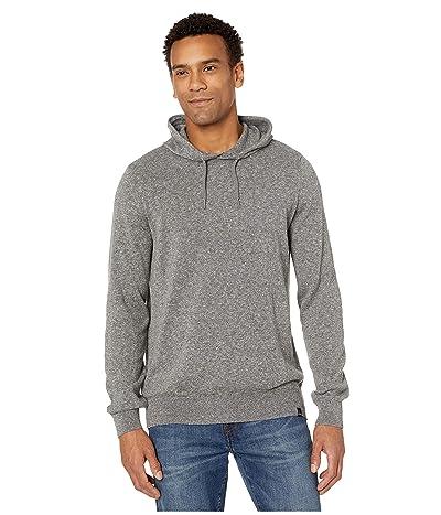 Prana Kaola Hooded Sweater (Grey Heather) Men