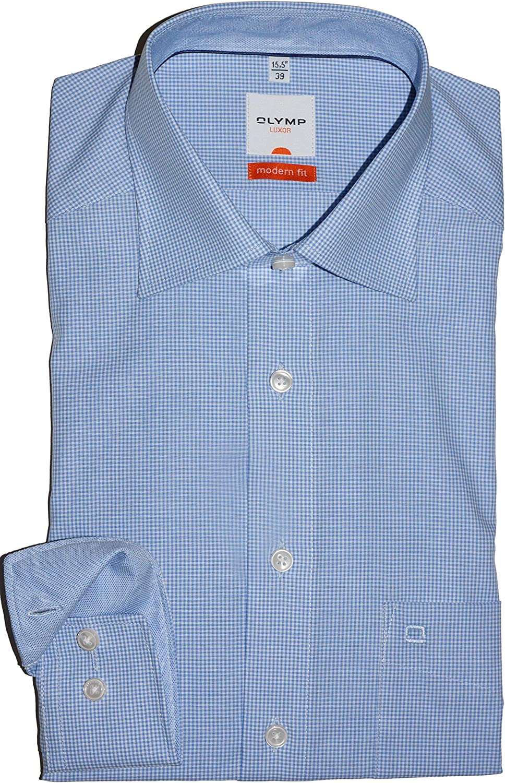 Camisa para hombre modern fit de Olympus «Luxor»