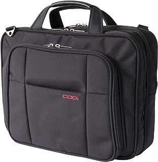 CODi Riserva Briefcase, Black