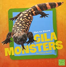 Get To Know: Gila Monsters