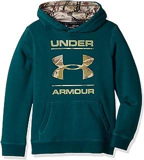 Under Armour Boys Boy Under armour Boys' camo Fill Logo Hoodie 1297457