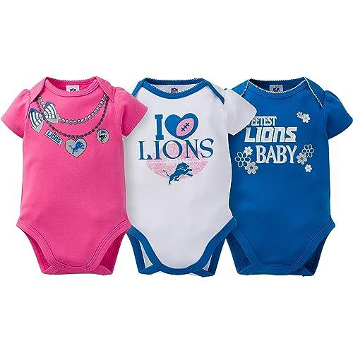 online store 0b227 52ef8 Detroit Lions Infant: Amazon.com
