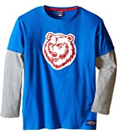 Toobydoo Wild Bunch Grizzly Tee (Infant/Toddler/Little Kids/Big Kids)