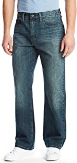 Nautica Men's Loose Fit 5 Pocket Jean Pant
