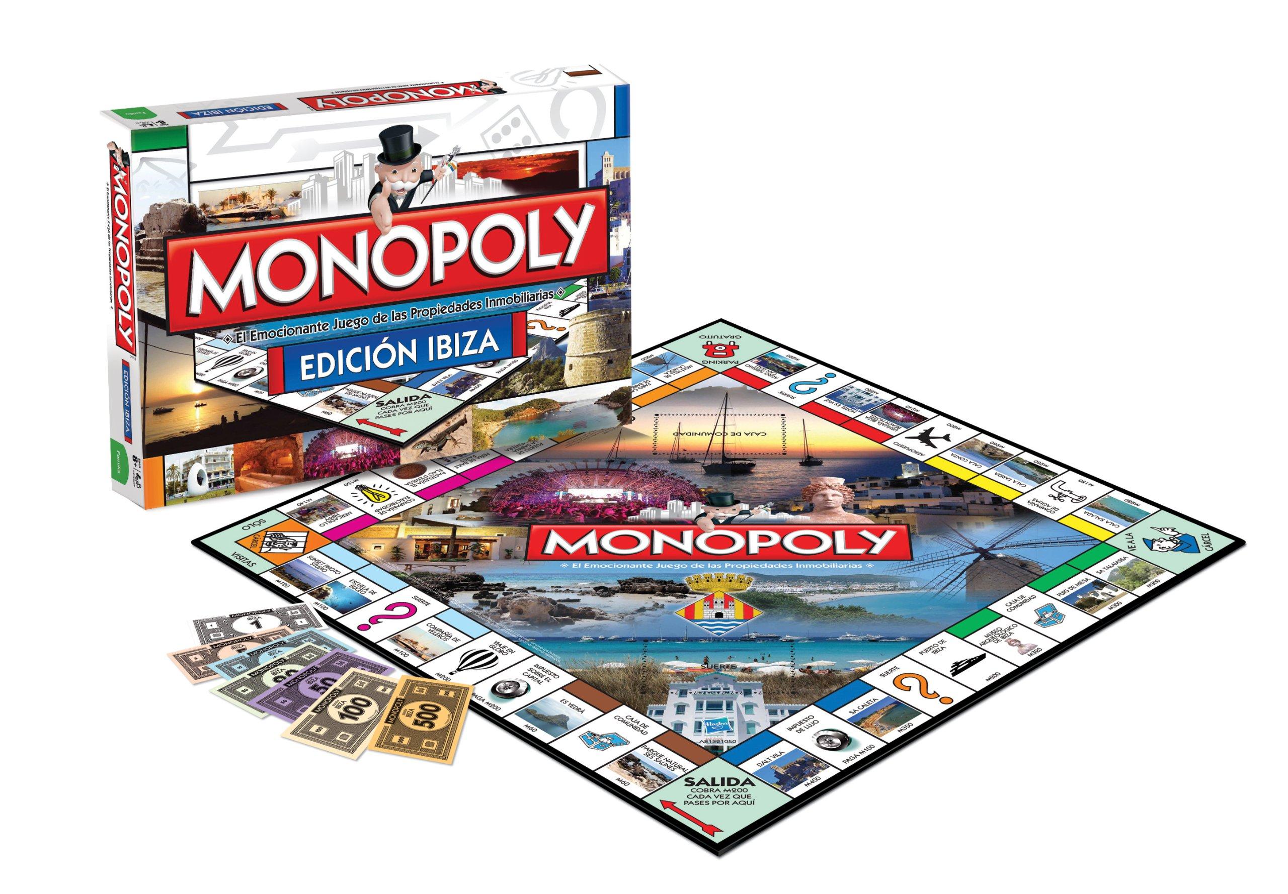 Monopoly - Ibiza (Eleven Force Tecnical Trading 82042): Amazon.es: Juguetes y juegos