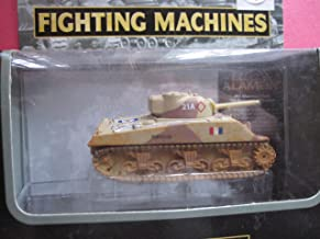 Corgi El Alamein M4 Sherman Tank British 7th Armoured Division Fighting Machines Series with Display Stand