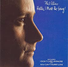 Best phil collins hello i must be going Reviews