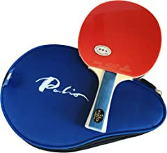 Palio Master 2 Pala de Ping-Pong y Estuche
