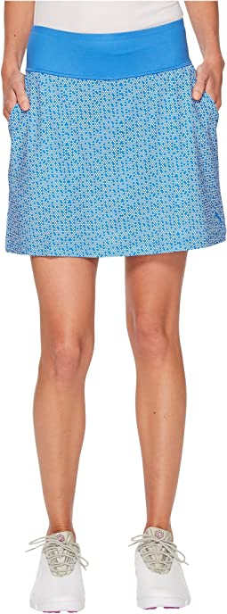 PUMA Golf - PWRSHAPE Polka Dot Knit Skirt