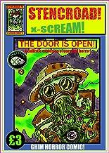 Stencroad Comic's: X-Scream!