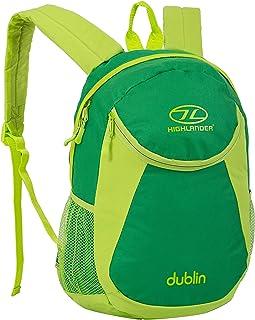 HIGHLANDER Dublin Mochila, Unisex Adulto, Verde, 15 l
