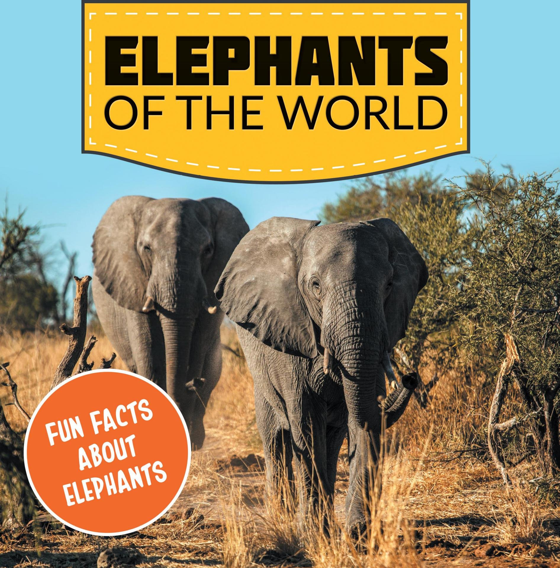 Elephants World Elephant Mammals Childrens ebook
