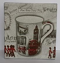 The Leonardo Collection Collectable Leonardo Collection Classic London Fine Bone China Mug With London Scenes