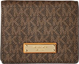 MICHAEL Michael Kors Money Pieces Flap Card Holder