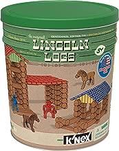 lincoln logs centennial edition tin