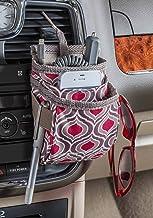 High Road DriverPockets Air Vent Phone Holder and Dash Organizer (Sahara)
